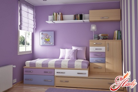room design with own hands