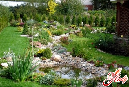 styles of beautiful landscape design