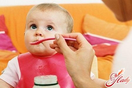 dysbiosis in infants