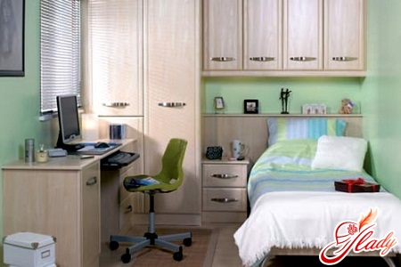 simple design of very small rooms