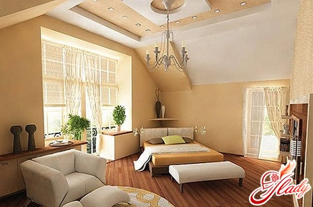 one-room apartment layout