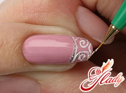 how to glue rhinestones on nails