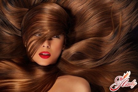 for shine of hair