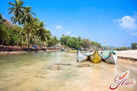 індійський острів гоа