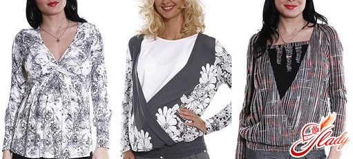 Clothes for expectant mothers: beautiful and comfortable!