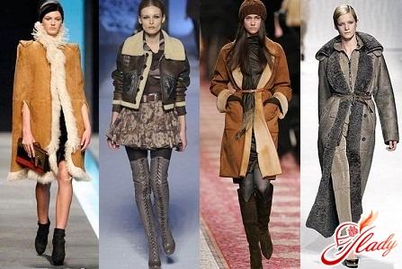 artificial sheepskin coats