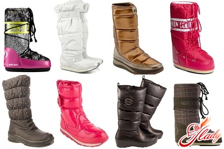blown boots for women