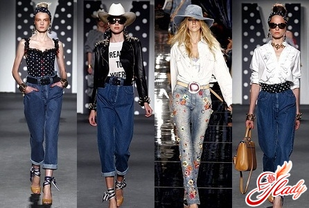jeans with high waist with what to wear