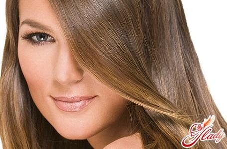 Eluting of hair