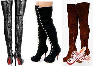 Fashionable Boots 2011