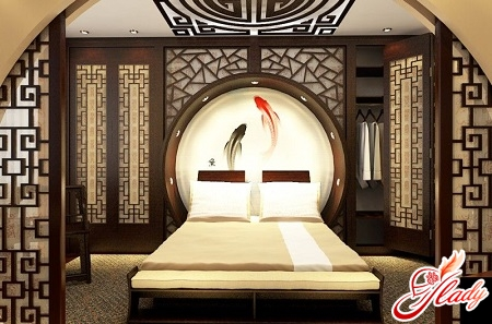 the proper location of the bedroom by feng shui