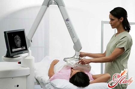 complete breast examination