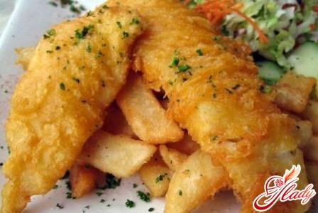 риба запечена з овочами в духовці
