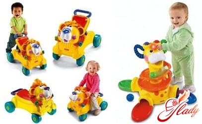 Toys from Brooder and Fisher Price