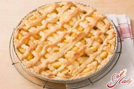 французький яблучний пиріг татен