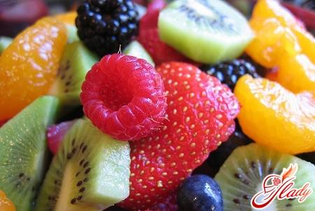 фруктовий салат для дітей