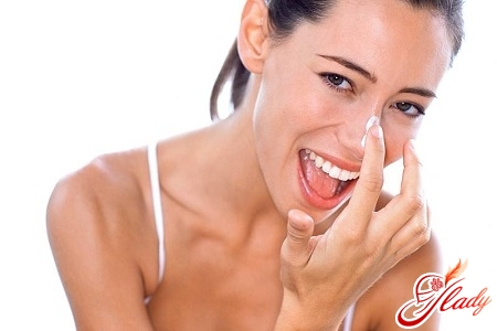 treatment of boils with ointment