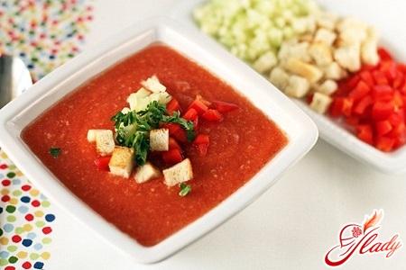 gazpacho recipe classic