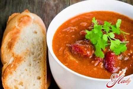delicious gazpacho recipe classic