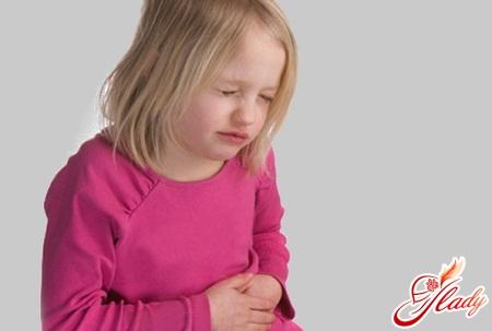 гастрит у дітей симптоми