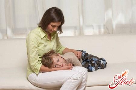 лікування гастриту у дітей