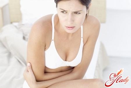 causes of hemorrhagic gastritis