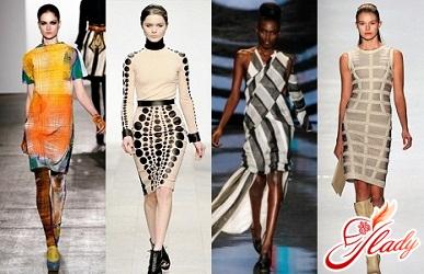 fashion dresses fall 2011
