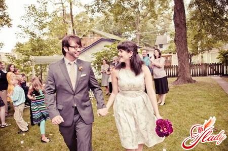 calico wedding