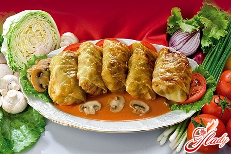 how to cook cabbage rolls