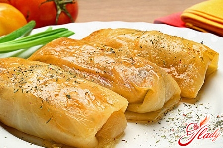 how to cook cabbage rolls with meat