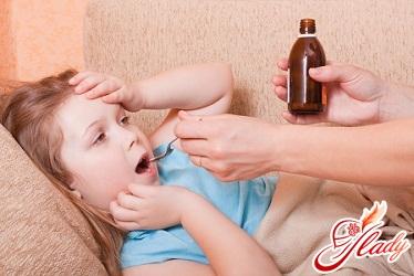 помилковий круп у дітей лікування