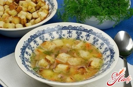 delicious recipes of pea soup