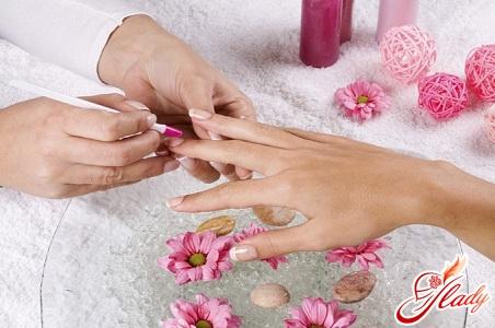hot manicure technology