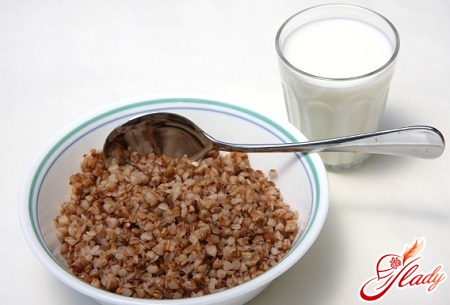 buckwheat groats with kefir for weight loss