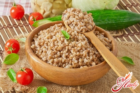 diet on buckwheat with yogurt