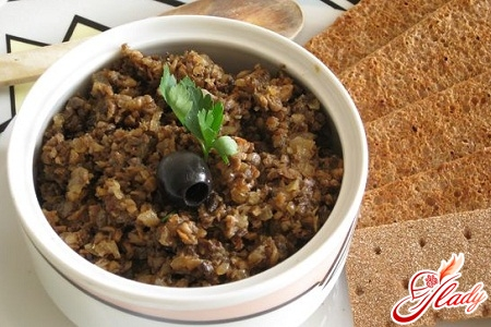 caviar mushroom recipe
