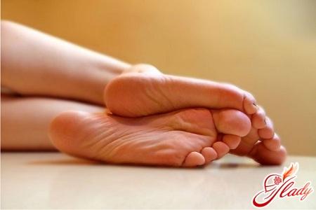 нігтьової грибок на ногах лікування