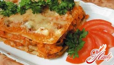 how to cook lasagna