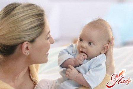 how to wean the baby from the chest