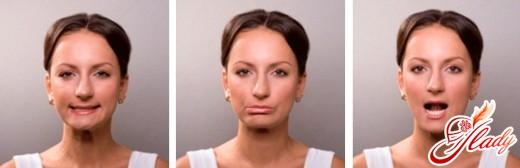 Facebuilding for the lower eyelids