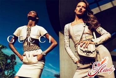 Літня рекламна кампанія Gucci 2011