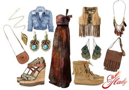 hippie style autumn-winter