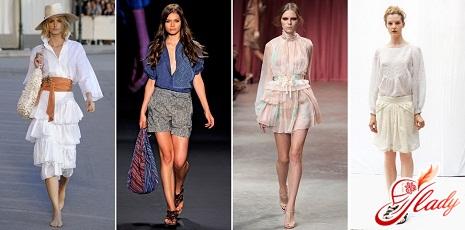 fashionable shirts spring-summer 2016