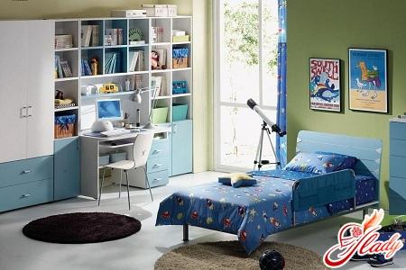 interior for the boy's children's room