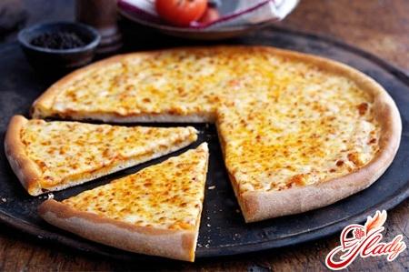 рецепт справжньої італійської піци