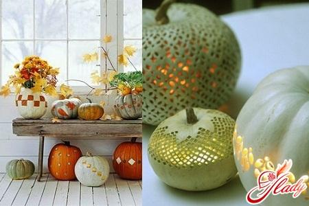 crafts from pumpkin seeds