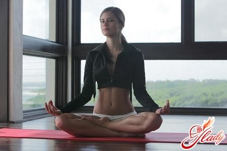 вправи йоги для початківців