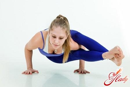 Yoga Slimming Exercises