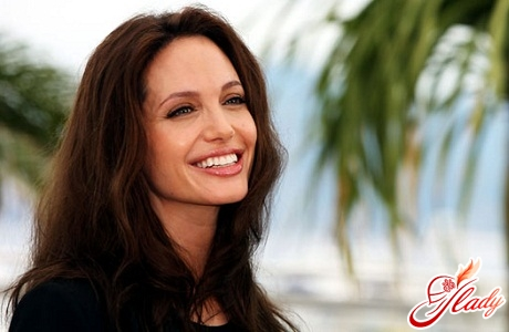 Diet of Angelina Jolie