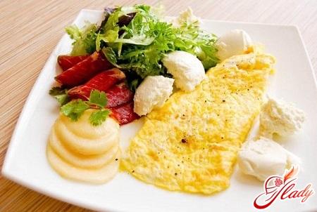 omelette for baby